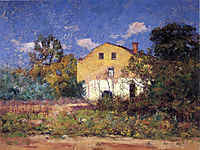The Grist Mill, 1901, steele