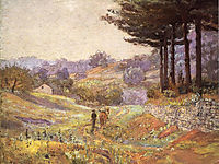 Hills of Vernon, 1894, steele
