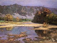 The Muscatatuck, 1898, steele