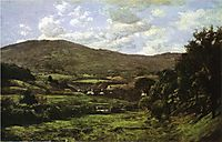 Okemo Mountain, Ludlow, Vermont, 1887, steele