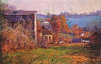 The Old Mills, 1903, steele