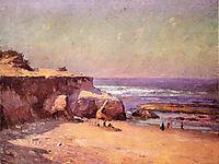 On the Oregon Coast, 1902, steele