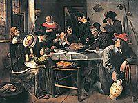 Liveliest, 1660, steen