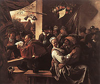 Rhetoricians, 1668, steen