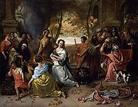 Sacrifice of Iphigenia, steen
