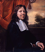 Self-portrait, c.1670, steen