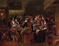 Twelfth Night, 1662, steen