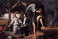 Wedding of Sarah and Tobias, c.1660, steen