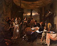 Wedding of Tobias and Sarah, steen