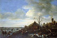 Winter Landscape, c.1650, steen