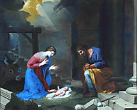 The Nativity , 1639, stella