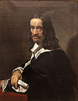 Self-portrait, c.1640, stella