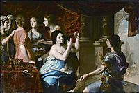 Semiramis called to fight, 1637, stella