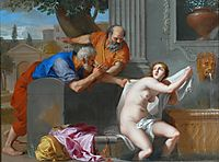 Susanna and the Elders, stella