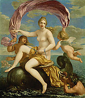 The Triumph of Galatea, stella