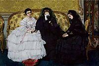 In Memoriam, c.1861, stevens