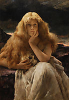 Maria Magdalena, 1887, stevens