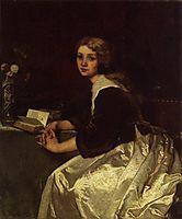 Reverie, 1854, stevens