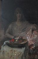 Salome, 1888, stevens