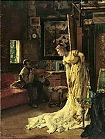 The Studio, 1869, stevens