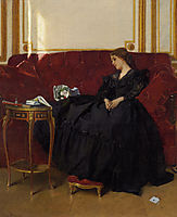 The Widow, stevens