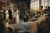 The Baptism, 1892, stewart