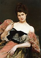 Portrait of a Lady, 1892, stewart