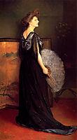 Portrait of Mrs Francis Stanton Blake , 1908, stewart