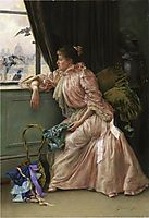Room with a View, 1895, stewart