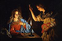 Annunciation , stomer