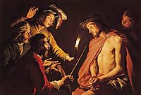 Christ Crowned with Thorns, c.1639, stomer