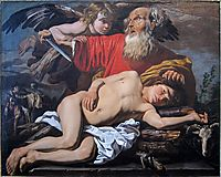 Sacrifice of Isaac, stomer