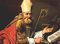 St. Ambrose, stomer