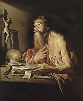 St. Jerome, stomer