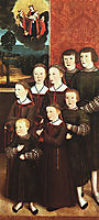 The eight children Konrad Rehlinger, 1517, strigel