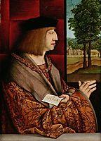 Emperor Maximilian I (1459-1519), strigel