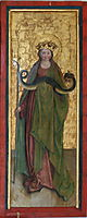 Margaret of Antioch, strigel