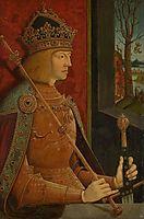 Maximilian I (1459-1519), 1500, strigel