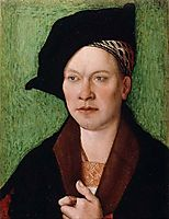 Portrait of a Gentleman, c.1520, strigel