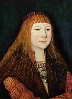 Portrait of Louis II of Hungary, 1515, strigel