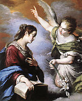 The Annunciation, 1644, strozzi