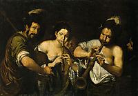 Concert, c.1631, strozzi