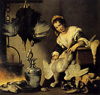 The Cook, 1620, strozzi