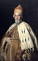 Doge Francesco Erizzo, c.1631, strozzi