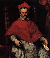 Portrait of Cardinal Federico Cornaro, c.1640, strozzi
