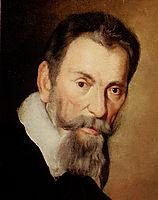 Portrait of Claudio Monteverdi, strozzi