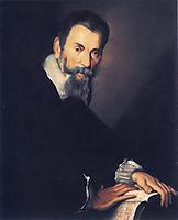 Portrait of Claudio Monteverdi, 1640, strozzi