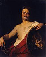 Portrait of Giovan Donato Correggio, 1631, strozzi
