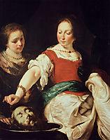Salome , 1630, strozzi