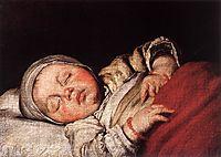 Sleeping Child, strozzi